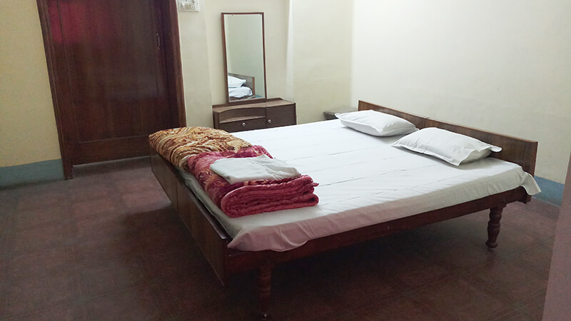 Non - A.C Double Bedded Room 2