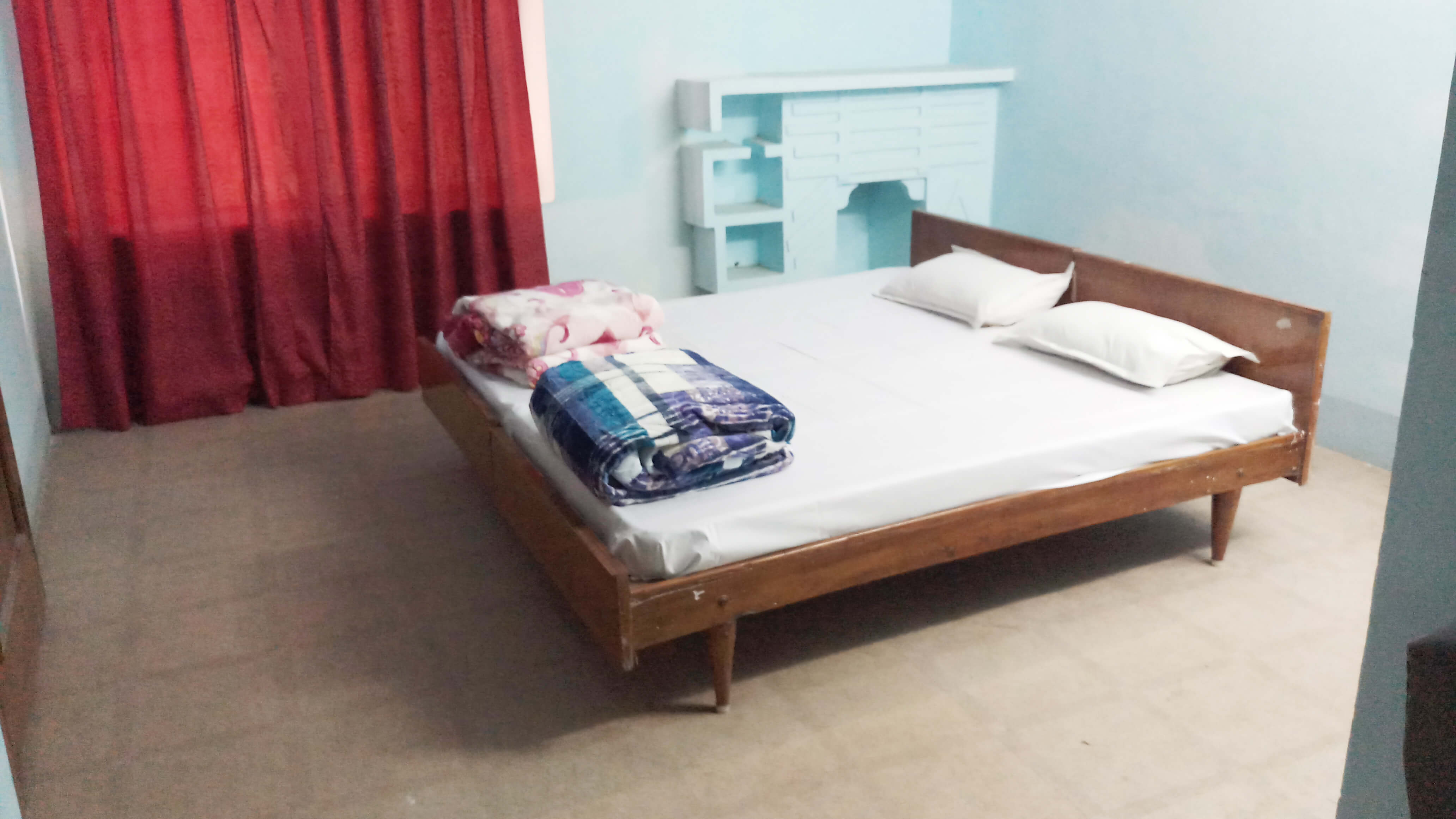 Non - A.C Double Bedded Room 3