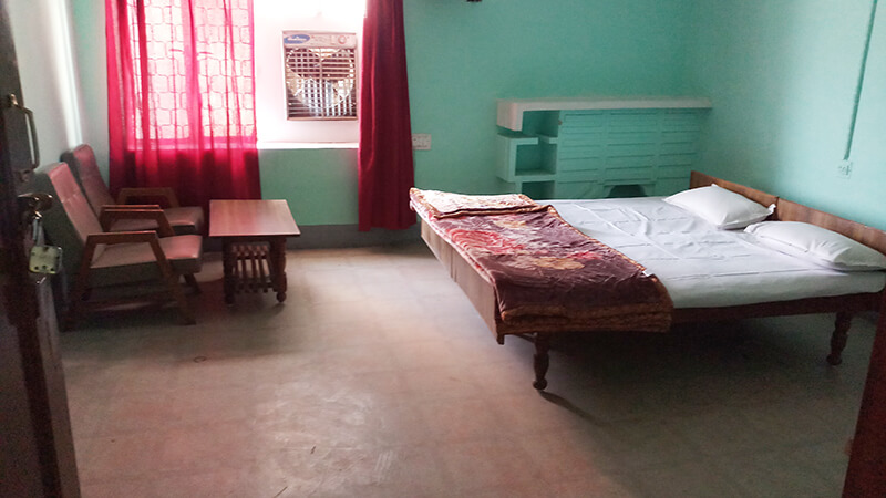 Non - A.C Double Bedded Room 4